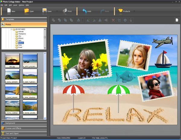 Photo Collage Maker Collage Maker 232 Un Programma Per