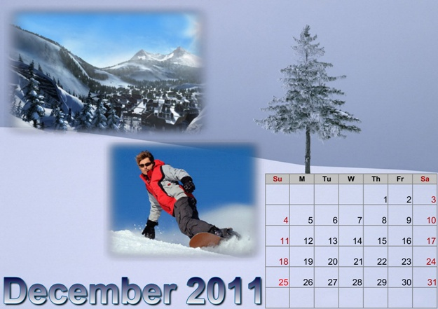 Picture Gift Ideas: Photo Calendar